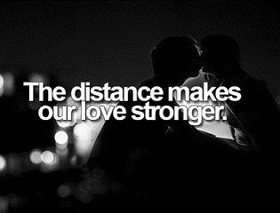 How to keep a distance relationship strong